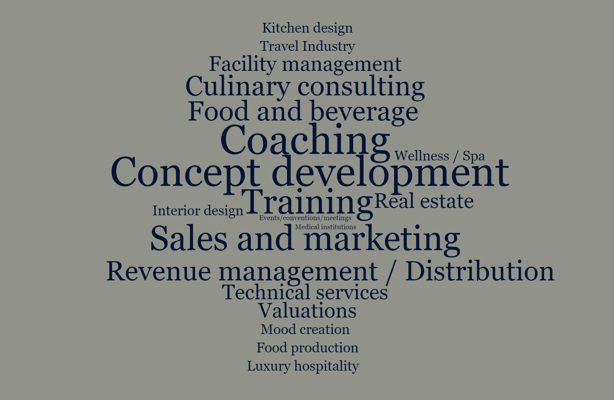 EHL Advisory Competences