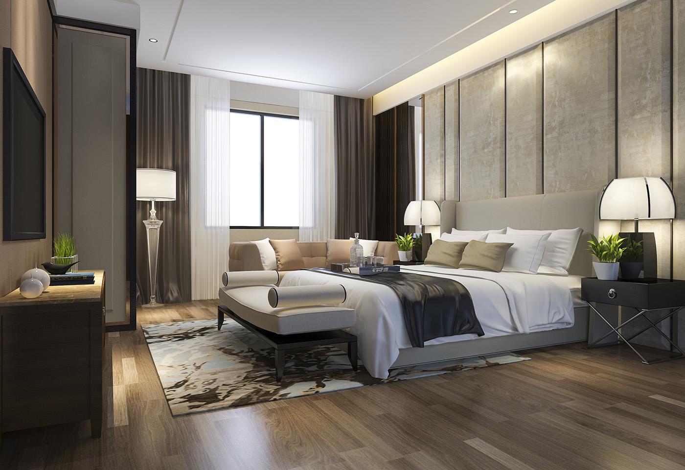 Interior Design Will Improve Your Hotel